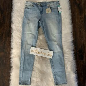 Dayna Toothpick Skinny Distressed Jeans Stitch Fix